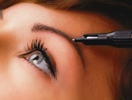Permanent : makeup, or have allergic reactions to cosmetic products, Permanent ...